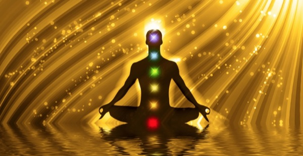 Train chakras and become healthy. 5 simple healing tips.