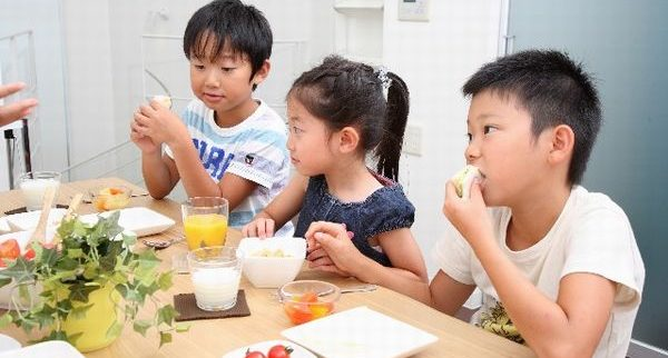 9 ingredients of breakfast for a child to get taller