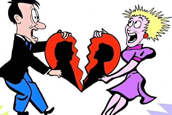5real Divorce Reasons Caused by Husband's Nasty Habit